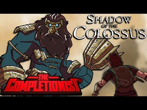 Shadow of the Colossus | The Completionist | New Game Plus