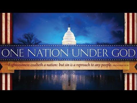 Pastor Jason Murphy - One Nation Under God
