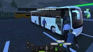 Bus Simulator Ultimate Ep.7 - Ran out of fuel !!! screenshot 3