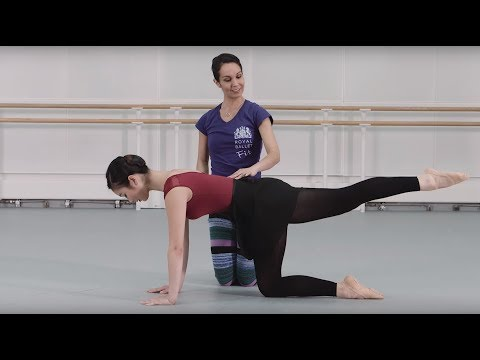 Royal Ballet Fit Episode 1 - Posture (Health and Fitness)