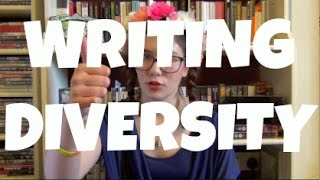 A Beginner's Guide to Writing Diversity- NaNoWriMo #4