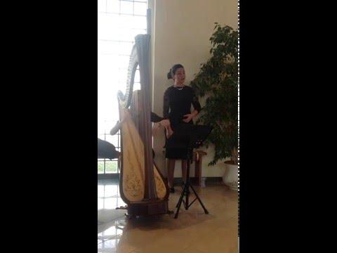 Ave Maria Giulio Caccini Duo arpa e soprano