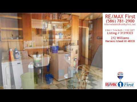 Home For Sale - 212 Williams, Harsens Island, MI