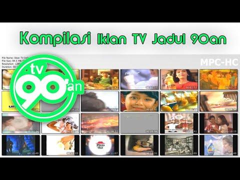 Iklan TV Indonesia tahun 90an HD