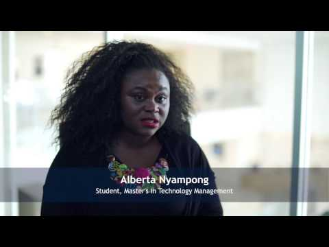 Georgetown University | Master's in Technology Management
