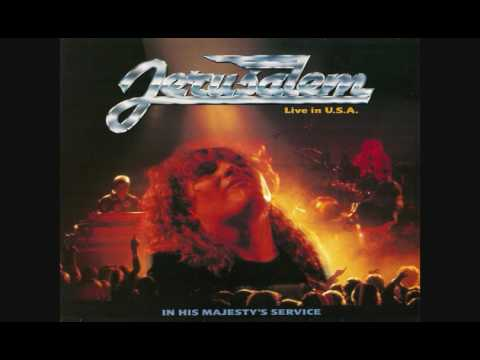 Jerusalem - In His Majesty's Service [FULL ALBUM, 1985, Christian Hard Rock]