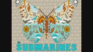 Watch Submarines Xavia video