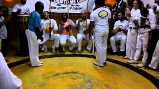Mestre tio coqueiro e mestre talisamã capoeira