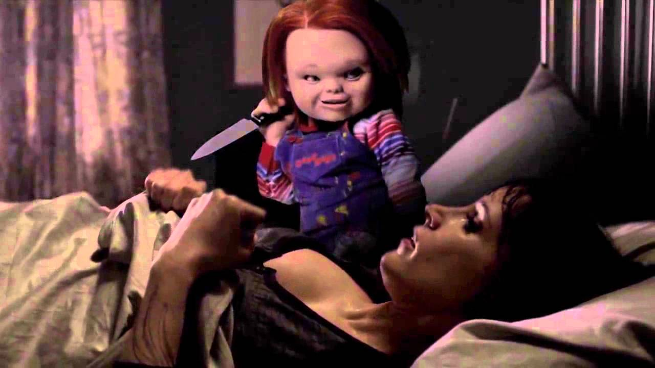 Chucky Invades Mama 2013 Horror Movie Mashup Hd Youtube