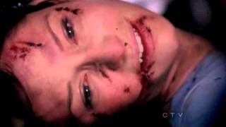 Grey's Anatomy| Season 8 - episode 24| Flight| Lexie/Mark| Moments - RIP Lexie Grey!