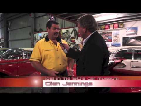 Classic Restos: Lost in the 50s American Classic Cars Museum Series 20