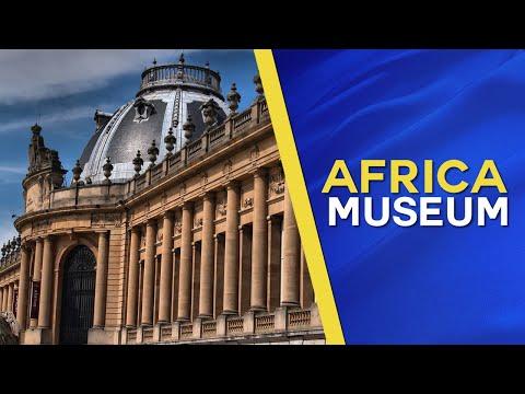 Documentaire sur Le Musée Royal de l'Afrique Centrale