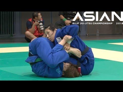 Rikako Yuasa VS Saori Shibamoto / Asian Championship