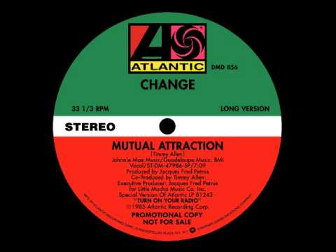 Change - Mutual Attraction (extended version)