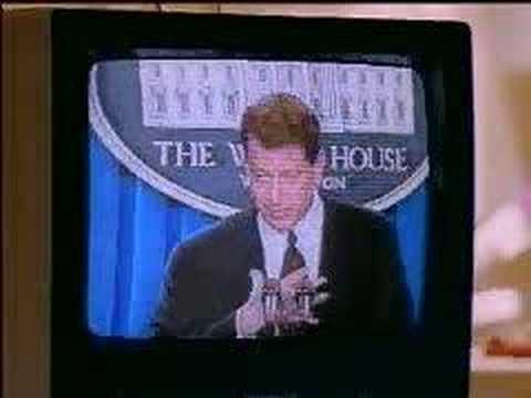 Bush ad against Al Gore
