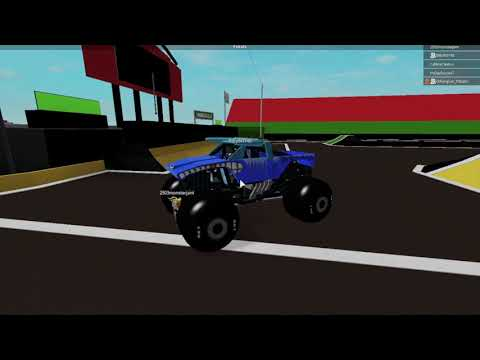 Roblox Monster Truck Videos Roblox Monster Jam Ttb Event Highlights 4 World Finals 1 Racing Highlights Encore Youtube
