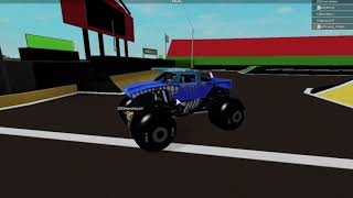 Roblox Monster Jam TTB Punti salienti dell'evento #4 World Finals 1 Racing Highlights! (Encore!)
