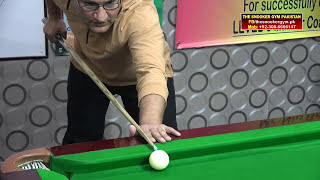 Gambar cover How To Play, Tight Cushion Shots by Arshad Qureshi (Snooker Coach) Snooker Coaching Training