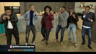 Performance by Just 6  Afternoon Express  21 June 2019