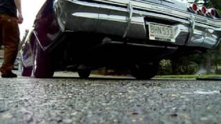 My 1965 Impala SS Exhaust