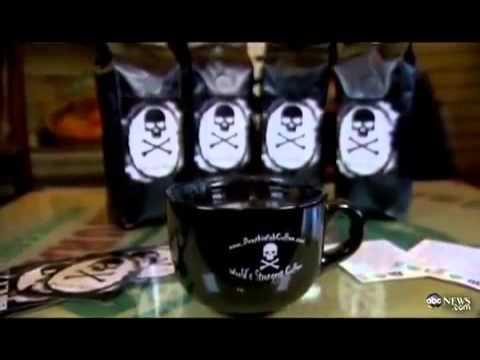 Death Wish   самый крепкий кофе в мире