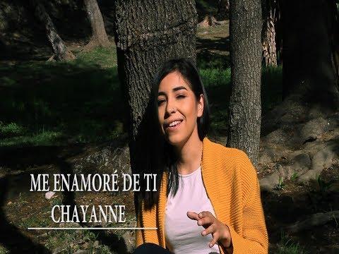 ME ENAMORÉ DE TI / CHAYANNE (COVER)