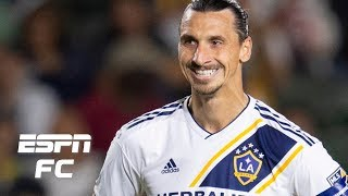 Zlatan Ibrahimovic proved he's at a different level vs. LAFC – Ale Moreno | Major League Soccer