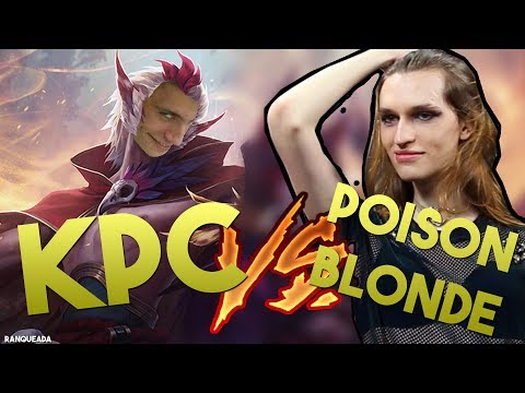 [RANKED] KPC VS POISON BLONDE!