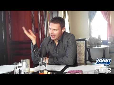 Ryan Preps For 2010 Emmy Red Carpet | Behind The Scenes | On Air With Ryan Seacrest