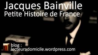 Jacques Bainville - Petite Histoire de France - V Charles Martel & Pépin le Bref