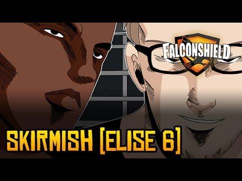 Falconshield & AntiRivet - Skirmish (Elise 6) feat. Nicki Taylor