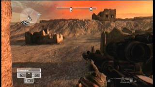 Operation Flashpoint Red River (Gameplay)