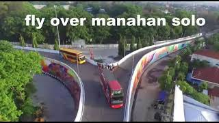 test jalan fly over  manahan solo