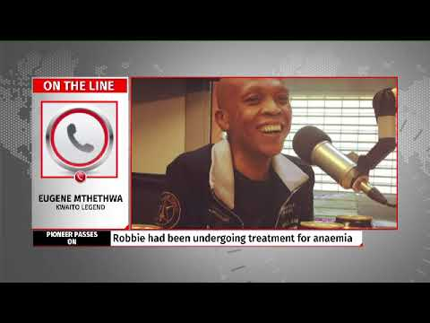 Musicians react to Robbie Malinga's death