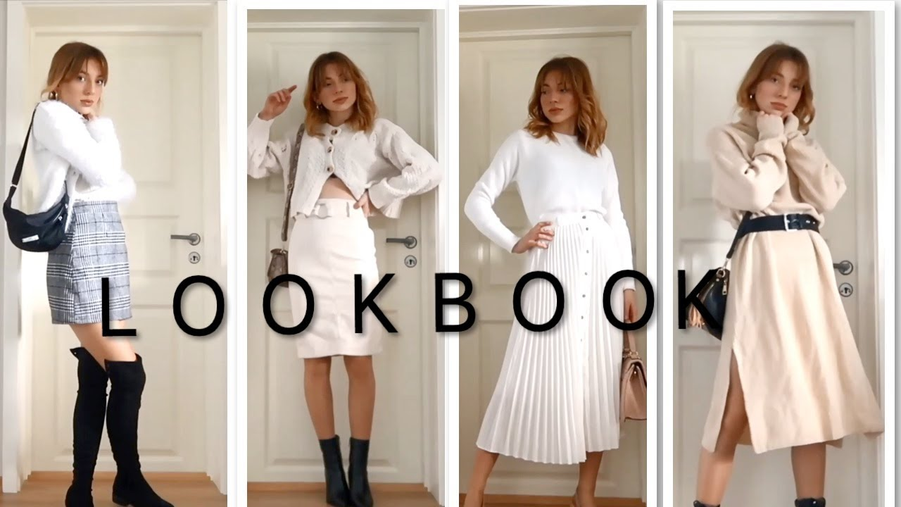 [VIDEO] - LOOKBOOK: FALL OUTFITS 6