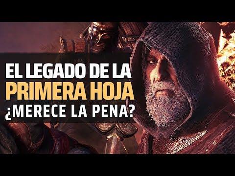 ¿Merece la pena el DLC El Legado de la Primera Hoja? HISTORIA COMPLETA y ANÁLISIS CRITICA