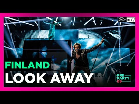 Darude Ft. Sebastian Rejman - Look Away (Finland Live At Eurovision Pre-Party ES)