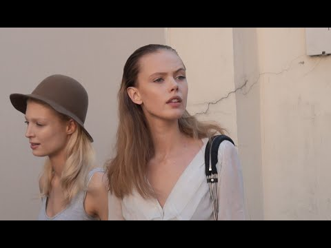 Fashion Week Paris 2016 2017 FRIDA GUSTAVSSON