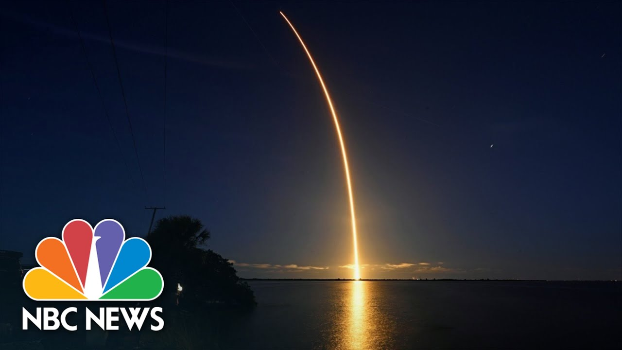 Download SpaceX Launches New Era Of Space Tourism