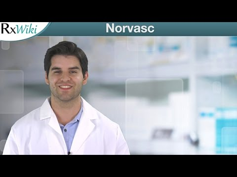Norvasc For The Treatment of High Blood Pressure and Chest Pain - Overview
