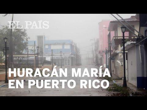 EN DIRECTO Huracán María, últimas noticias en vivo y en direct