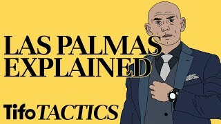 Tactics Explained | UD Las Palmas