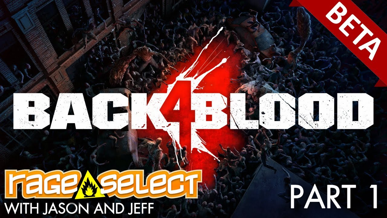 Back 4 Blood - Beta (The Dojo) Let's Play - Part 1