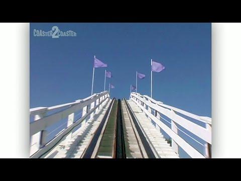 Starliner Coaster POV - Cypress Gardens Adventure Park (Legoland Florida) - Florida, USA