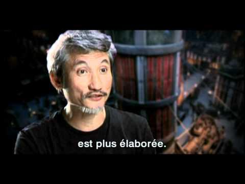 DETECTIVE DEE - Interview Tsui Hark