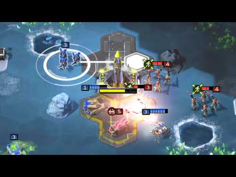 Command and Conquer: Rivals BEGINNER BASIC GDI UNITS BARRACK, WAR FACTORY OPENING, STRATEGY TIPS