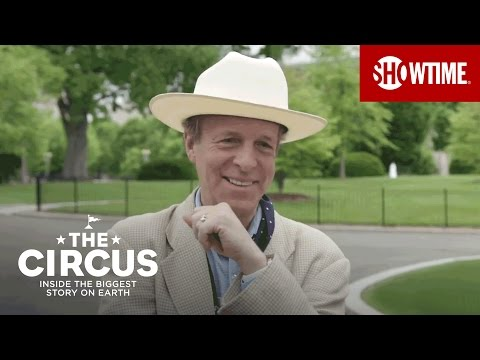 President Trump is Washington's Most Powerful Force | THE CIRCUS | SHOWTIME