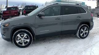 2020 Jeep Cherokee Limited in Calgary, AB T3G 3S7