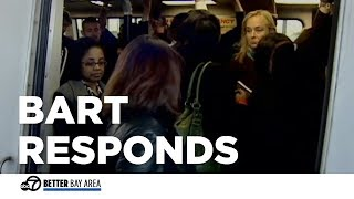 BART responds to riders questions and complaints
