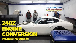 240Z - More Power + How Much Did It Cost?